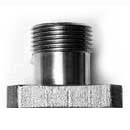 STRAIGHT FLANGE COUPLING