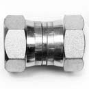 FEMALE-FEMALE ADAPTOR SWIVEL