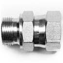 "1"" BSP X 1/2 NPT M/F STAINLESS STEEL"