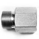 1/2 BSP X 1/2 NPT M/F FIXED STAINLESS